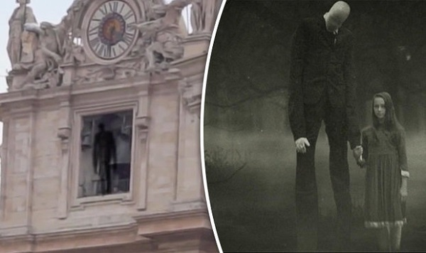 ghostly figure spotted at vatican church freak lore