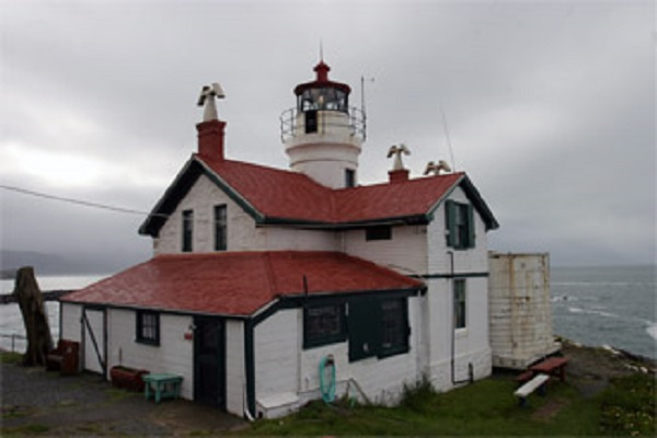 Haunted Lighthouse In California Freak Lore