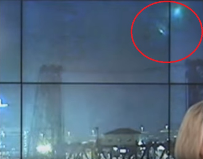 UFOs Spotted During Live Oregon News Broadcast