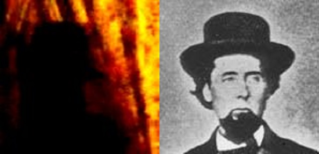 Fantôme d'ombre de Henry Comstock